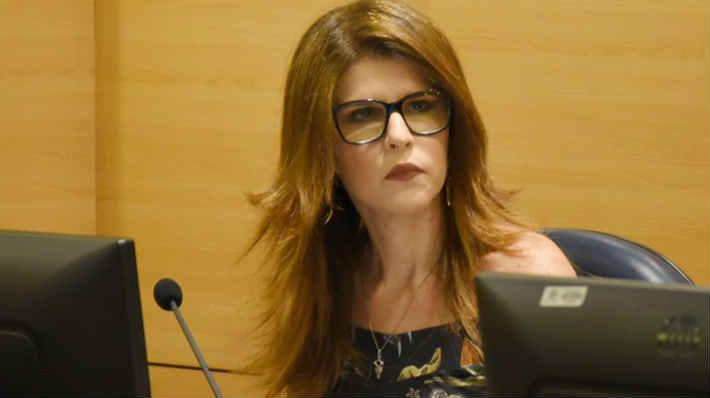Germana Laureano, procuradora-geral do MPCO