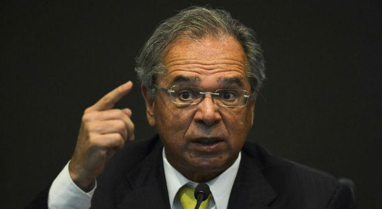 Paulo Guedes (Foto: Marcelo Camargo/Agência Brasil)