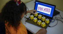 BRAZIL-EDUCATION-FAKE-NEWS