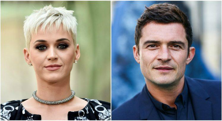Katy Perry e Orlando Bloom DSTK