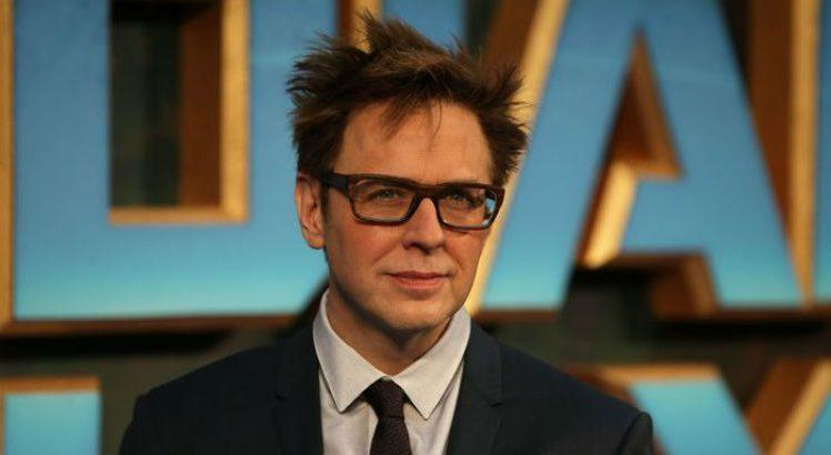 James Gunn reassume Guardiões da Galáxia Vol. 3. – Foto: AFP