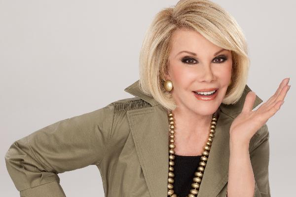 Morre Joan Rivers