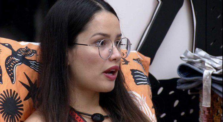 No BBB 21, Juliette dispara para Carla: