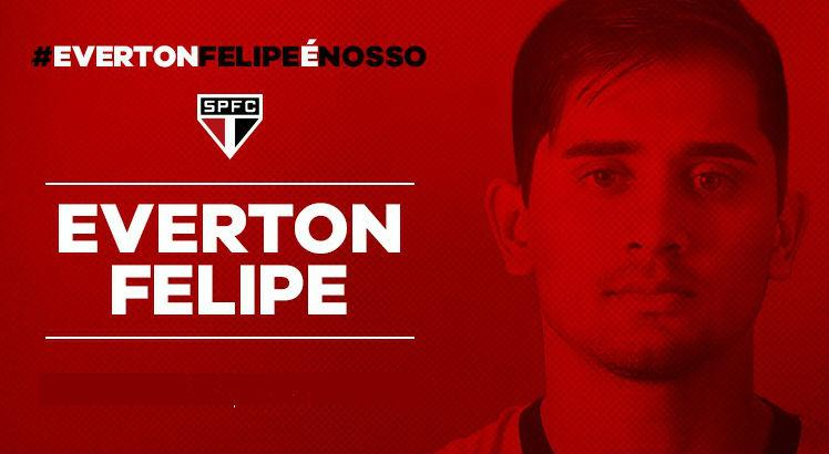 Everton Felipe card SP