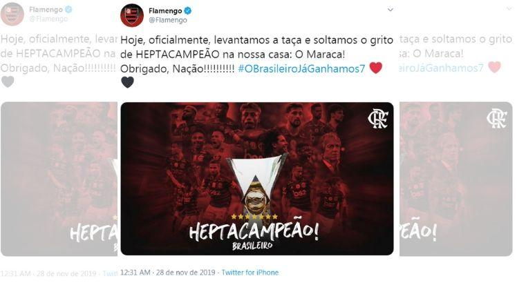 flamengo post