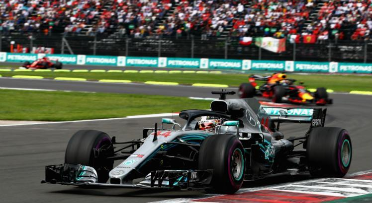 carro mercedes formula 1 – Mark Thompson – AFP
