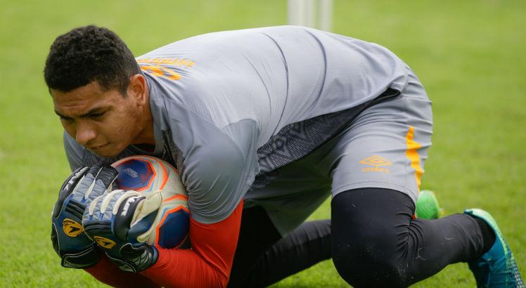 Maílson, goleiro, Sport, AS2