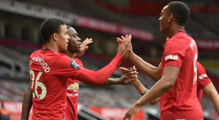 Manchester United-PETER POWELL-POOL-AFP